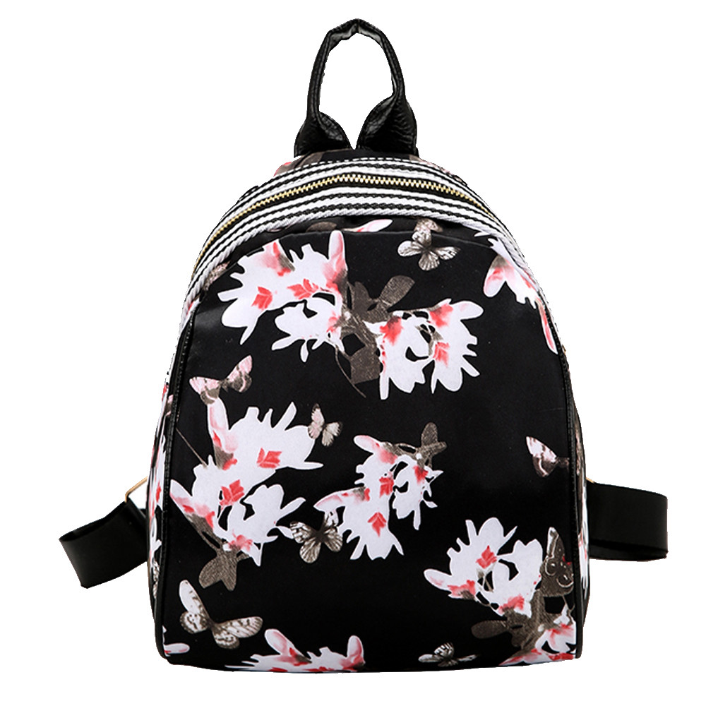 xiniu Small Women Backpacks female 2018 School Bags For Teenage Girls Black PU Leather Women Backpack Shoulder Bag Purse