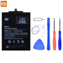 BM47 BN30 BN34 BN40 BN44 Battery For Xiaomi Redmi 3 3S 4X 4A 5A 4 Pro