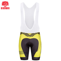 Bicyway 2018 Quick Dry Men Pro Team Breathable BIB Short Cycling Roupa Mountain Bicycle Shorts Padded