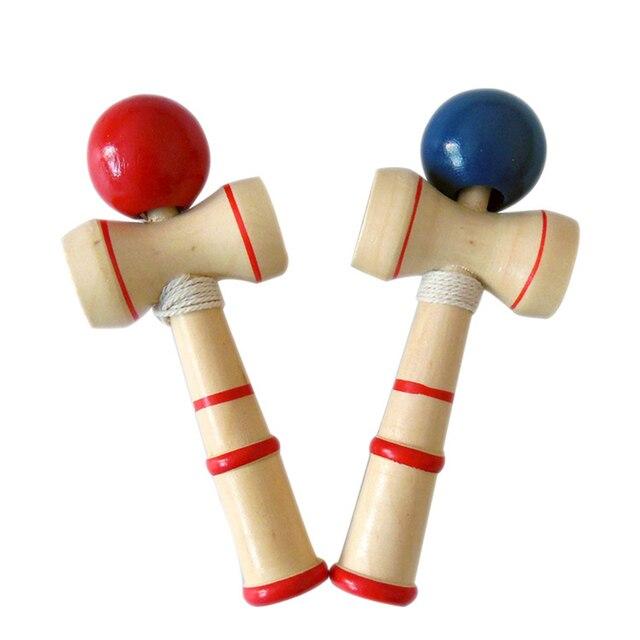 Juguetes de madera para deportes al aire libre pelota de juguete ...