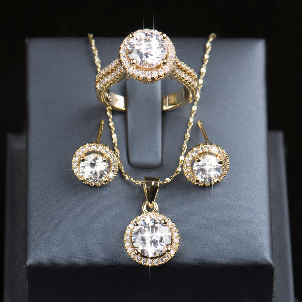 90 off wedding jewelry sets for brides 925 sterling for Decor jewelry