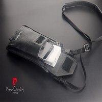 1ea0fb4bc843d Pierre Cardin Male Casual Shoulder Bag Man Bag Genuine Leather Bag Strap 8  7 5 4. US $49.99 US $44.99. Pierre Cardin Erkek Rahat omuzdan askili çanta  ...