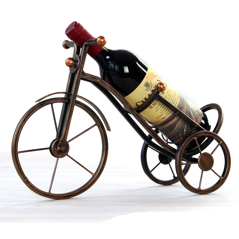 Continental Iron Metal Tricycle Wine Rack Furnishings House And Home Living Room Dining Table Cabinet Orn Creative Artware L769 зимняя шина continental contivikingcontact 6 225 55 r17 101t