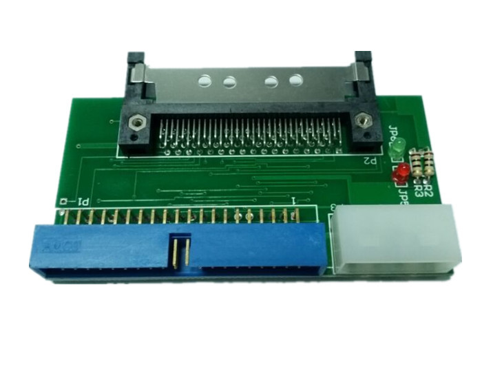 c918034196c8 ᐂ1.8 50pin CF HDD Мужской до 3.5 IDE 40pin адаптер конвертер карты ...