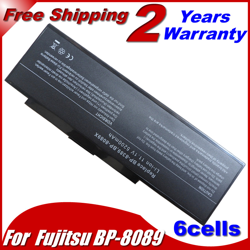 JIGU Laptop Battery E680 M500 E Series  442677000005 442677000007 442677000013 442682800001 BP-8089  BP-8089P  For FUJITSUJIGU Laptop Battery E680 M500 E Series  442677000005 442677000007 442677000013 442682800001 BP-8089  BP-8089P  For FUJITSU