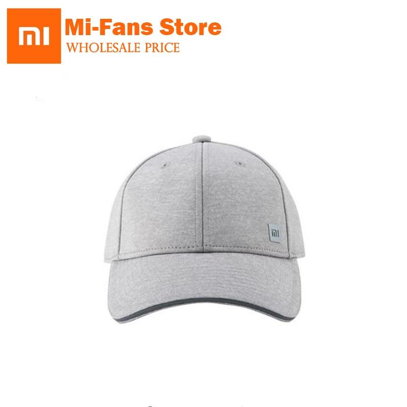 Xiaomi Mijia Baseball Cap Sweat Absorption Reflective Snapback Unisex  Design Adjustable Design Fashion Accessory For Smart Home 3dfb4f8ec7b5