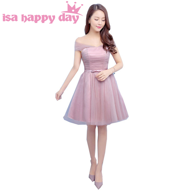 Short Elegant Homecoming Dresses