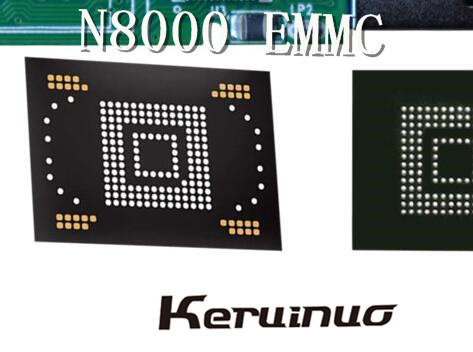 New eMMC memory flash NAND with firmware for Samsung Galaxy Note 10 1 N8000 16GB