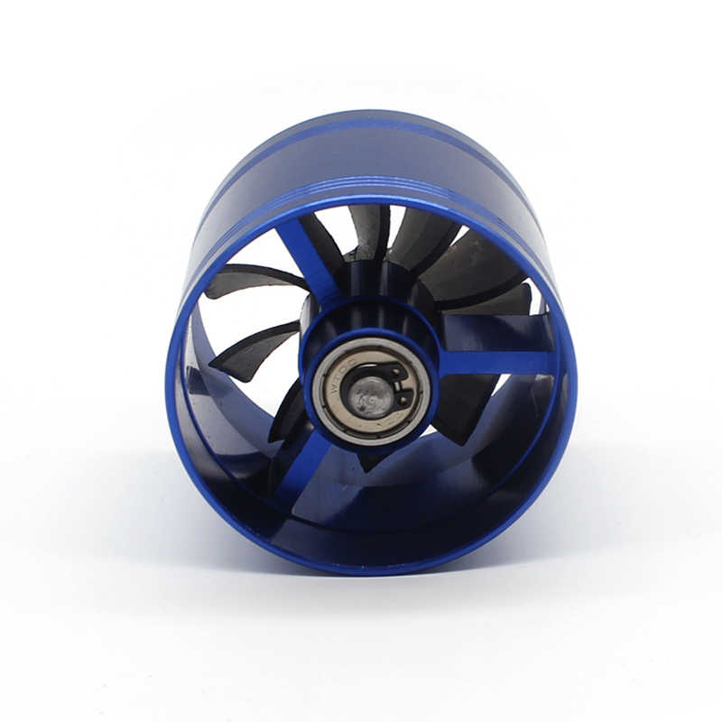 Behendige Auto Auto Supercharger Turbonator Dubbele Turbine Turbo Air Intake Fan Brandstof Gas Saver Voor Audi Ford Toyota Nissan