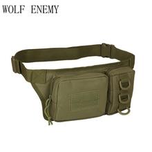 800D Открытый путешествия Военная Тактическая 3 P поясная сумка для женщин и мужчин многофункциональный камуфляж для походов кемпинга сумка