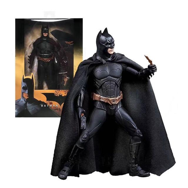 Batman begins bruce wayne pvc action figure collectible model toy 7 batman begins bruce wayne pvc action figure collectible model toy 7 18cm retial box voltagebd Image collections
