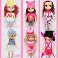Кукла Аксессуары 28-30 см София принцесса Золушка принцесса Анна Эльза для 16' American girl куклы одежда/платье для девочек подарочные