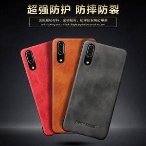 Image 2 - Funda para Huawei Mate10 P20 Pro Smart View, Funda de cuero de lujo, Funda de teléfono Etui, accesorios, carcasa para dormir, despertar por la ventana