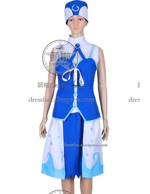 Fairy Tail Cosplay Juvia