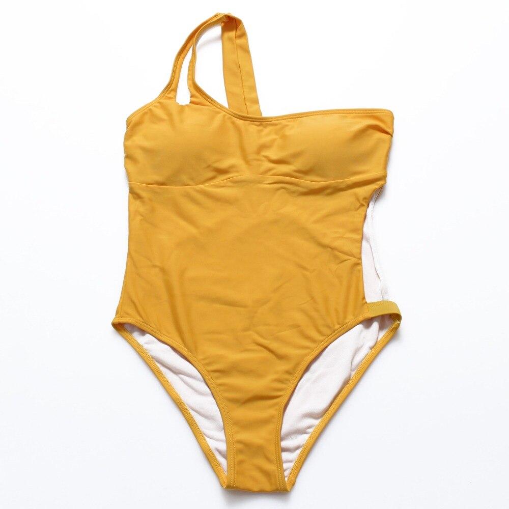 2017 Swimwear One Piece Swimsuit Bodysuits Women Bathing Suits Swim Wear Onepiece Sexy Swimming Suits Hollow Out