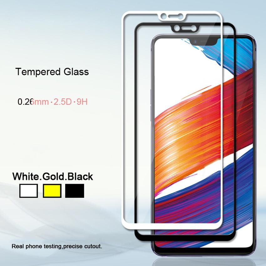 Zerosky For oppo r15 Glass Tempered Full Cover Tempered Glass Film For oppo r 15 6.28 Screen Protector Protective Film