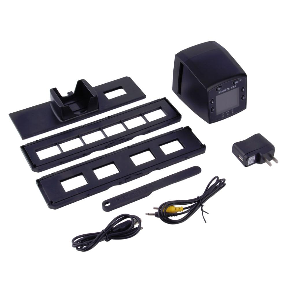 ФОТО New 5MP 35mm Negative Film Slide VIEWER Scanner USB Color Photo Copier Wholesale