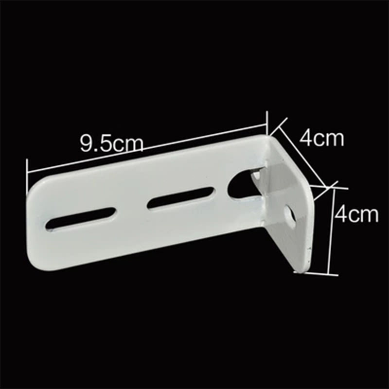 Eruiklink High Quality Curtain Track DOOYA Single Or Double Sided Mounting Bracket