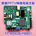 Оригинальная PPTV 32C3 материнская плата TP. MS638.PB801 72000105YTAK