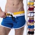 Venta al por mayor comercio exterior masculinas WJ ocio cómodo suave flecha pantalones cortos 4004DK