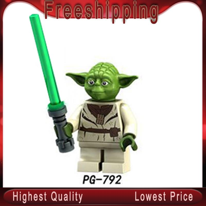 Single Sale PG792 Master Yoda Star Wars Special Offer Building
