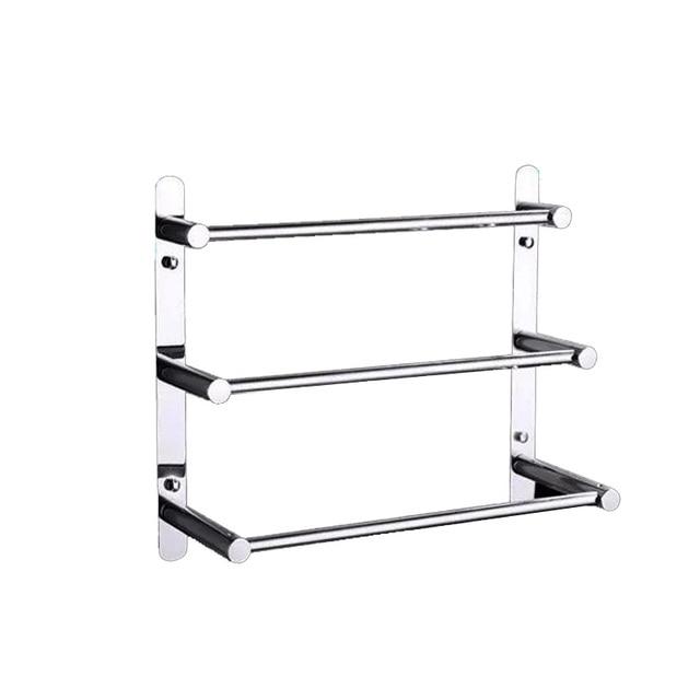 60 cm Lengte 304 Rvs Handdoek Ladder Moderne Handdoekenrek/Handdoek ...