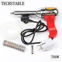 700W plastic welding torch hot air gun 100 450 degrees voltage 220v 240v current 50 300L Min temperature High quality tool