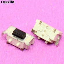 Cltgxdd 1 ~ 100 pcs 3*6*3.5mm Sentuh ON/OFF saklar mikro untuk MP3 MP4 MP5 tablet PC Taktil Push Button Beralih Sesaat Kebijaksanaan 3X6X3.5(China)