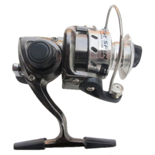 TCF Mini Fishing Reel Palm Size Metal Coil Ultra Light Small Spinning Reel For Ice Fish Pen Fishing Rod Fishing Windlass
