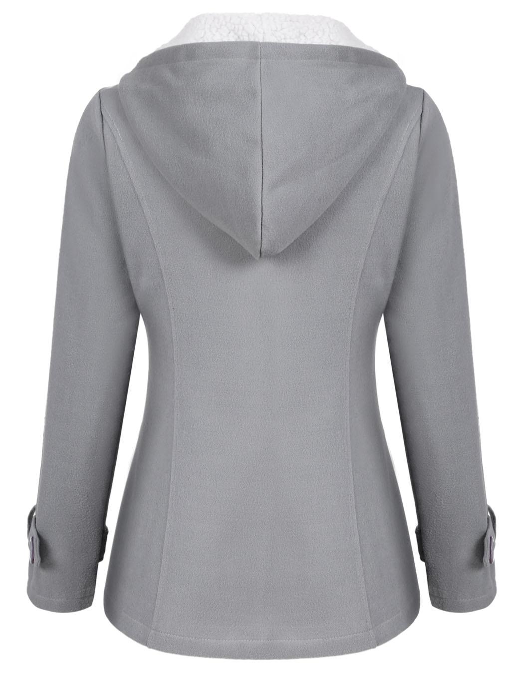 FANALA Coat Γυναικεία 2017 Φορέματα - Γυναικείος ρουχισμός - Φωτογραφία 6