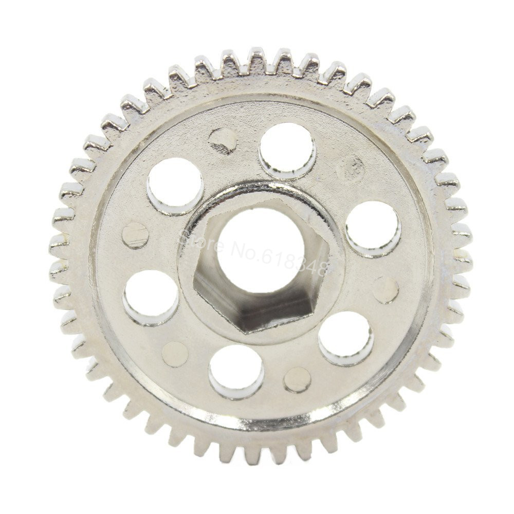 10pcs /Lot 06232 Steel Metal 47T Spur Gear Upgrade Parts Fit 2 speed RC Car For Redcat Tornado S30 BB Tsunami (nitro) Vortex SS