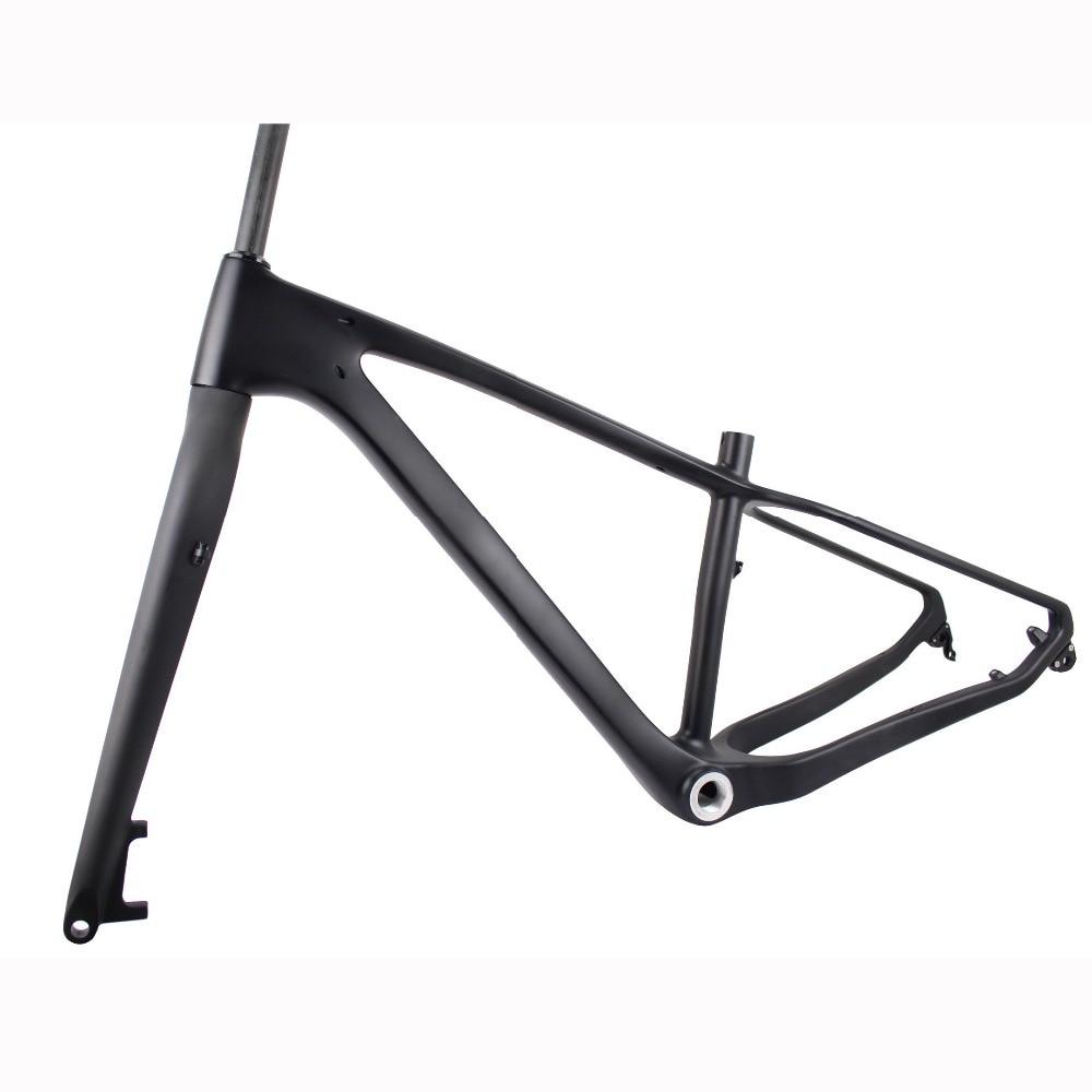 NEW Hight Modulus Toray T700 Carbon Fiber Fat Bike Carbon 26er Frame  Fm190