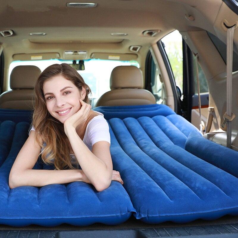 130*175*9 см надувной матрас для автомобиля, надувная подушка для внедорожника, надувной матрас для автомобиля - 4