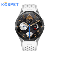 KOSPET smart watch for samsung apple watch huawei watch GT 3G 1GB+16GB gps X7 android smartwatch phone Heart Rate Monitor