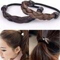 Новый дизайн аксессуары для волос мода простой стиль волос кольцо высокое качество эластичный диапазон волос для женщин