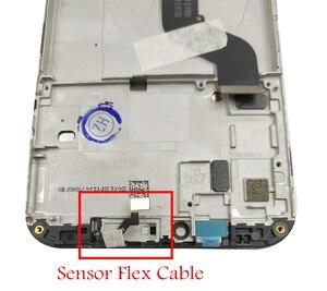 Image 5 - Pantalla LCD táctil para Xiaomi Mi A2 Lite/ Redmi 6 Pro, montaje de marco, piezas de reparación de pantalla táctil