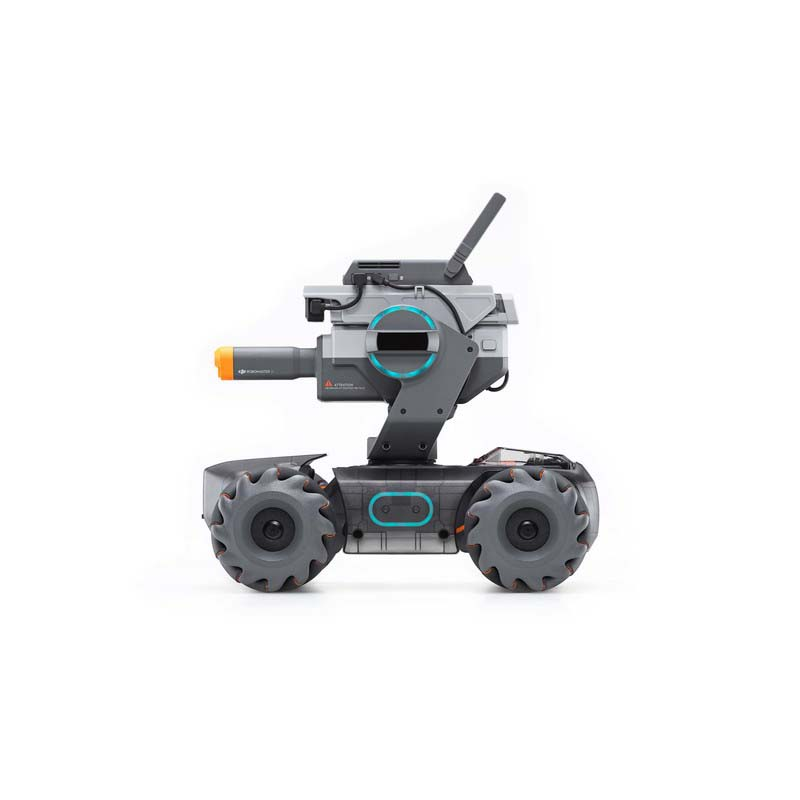 Image 2 - In stock DJI RoboMaster S1 is intelligent educational robot Remote control smart car Toy tank robotics kids gift brand new-in Sports & Action Video Camera from Consumer Electronics