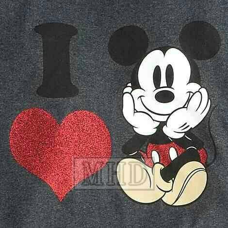 De Dibujos Animados 5d Diy Diamante Pintura Cruz Amor Mickey Mouse