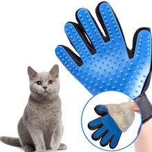 30/распродажа! Щетка для волос для домашних животных, перчатка для чистки домашних животных, массажная расческа для ухода за шерстью, для чистки пальцев, для домашних животных, кошек, щетка для волос, перчатка для животных