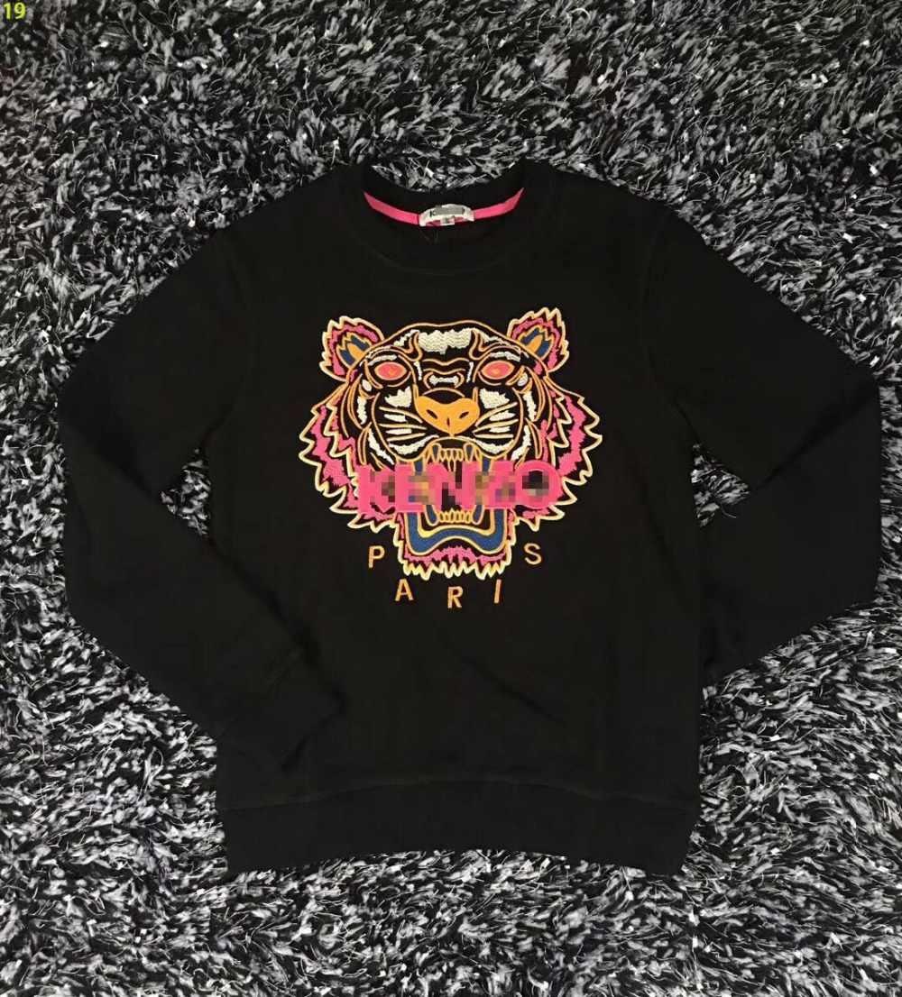 646b0827 Detail Feedback Questions about PARIS Black Jumper Sweatshirt Tiger ...