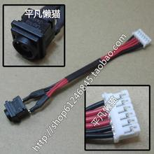 Free shipping original For Sony VGN-BX BX540B Notebook Power Interface Power Head