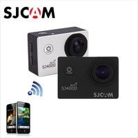 SJCAM SJ4000 900mAh Battery DV Car WiFi 1080P 2 0inch LCD P68 DVR Waterproof Action Camera