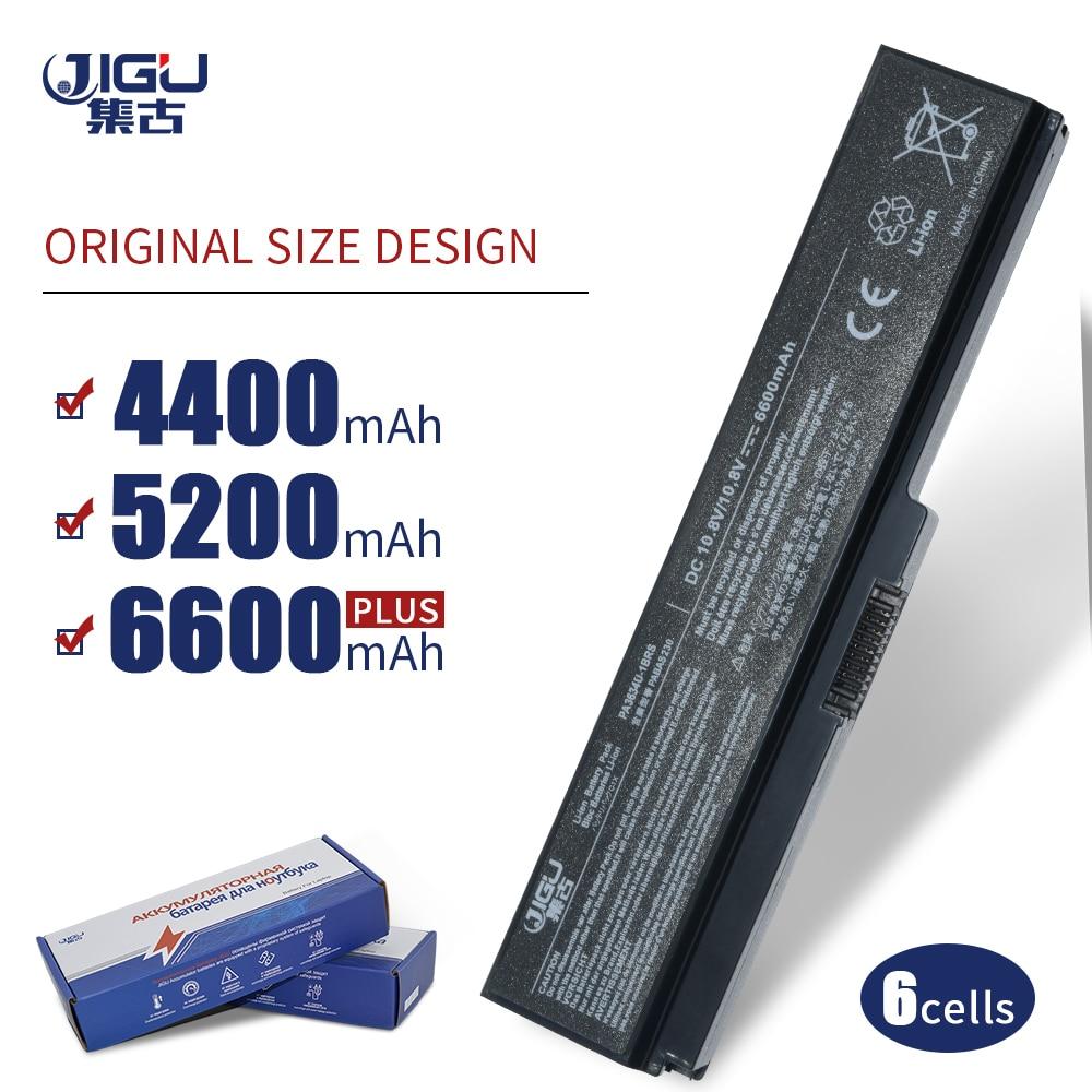 JIGU Laptop Battery Satellite A660 A660D C640D C645D C650 C655 L655 Portege M800 PA3634U-1BRS PABAS178 PABAS227 For Toshiba