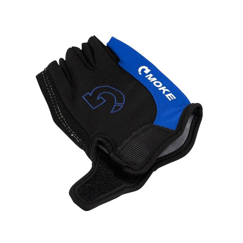Kolesarske rokavice Moške kolesarske športe Polovica prsta - Kolesarjenje - Fotografija 2