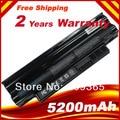 Nova 6 células bateria do portátil para dell inspiron mini 1012 p04t 1018 p09t cmp3d 3g0x8 312-0966 3k4t8