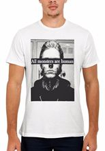 All Monsters Are Human Funny Hipster Men Women Vest  Unisex T Shirt 1321 New Shirts Tops Tee