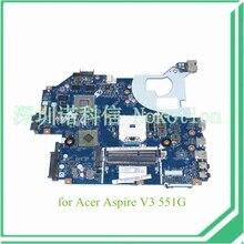 NOKOTION NBC1911001 NB. C1911.001 Für acer aspire V3-551G motherboard Q5WV8 LA-8331P DDR3 Radeon HD 7670 Mt