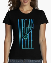 """Vegan Life"" women's t-shirt / 4 Colors"