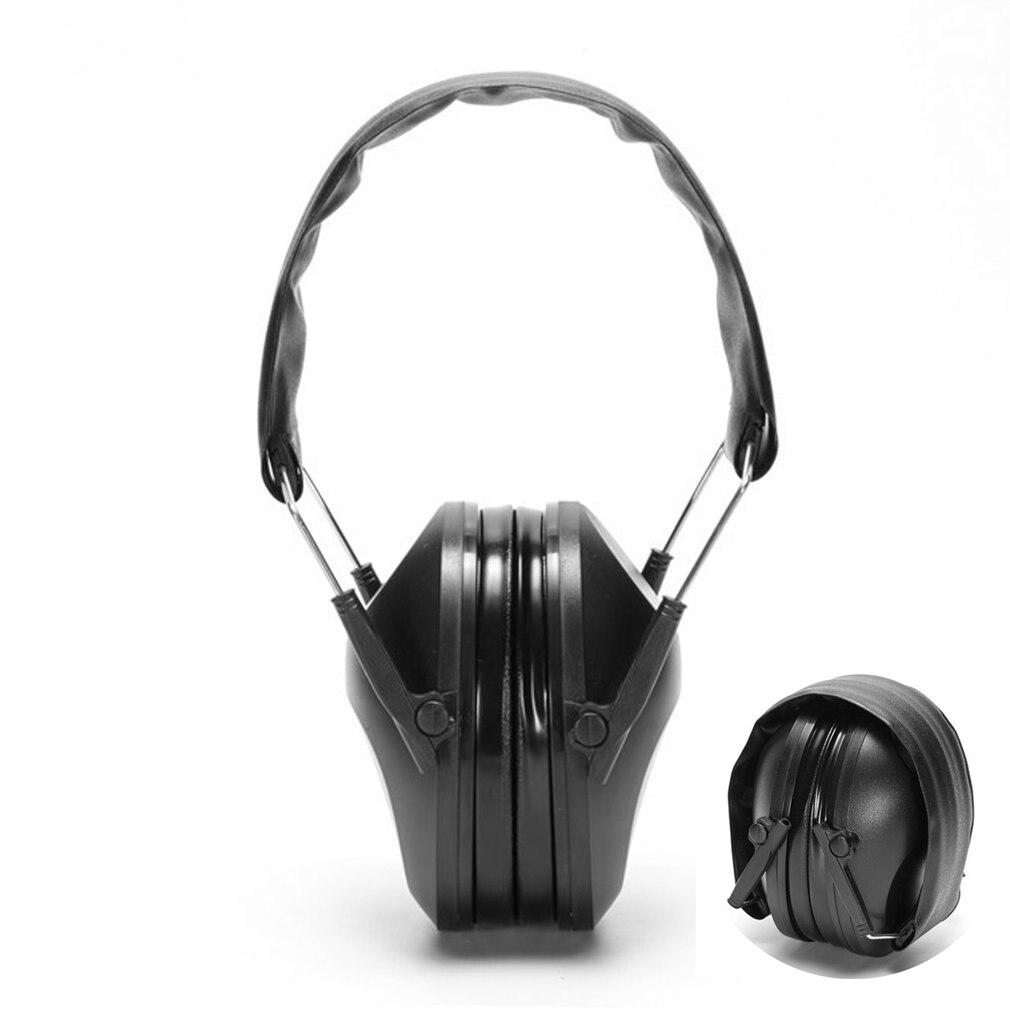 Anti-noise Ear Defenders Outdoor Sport Hunting Tactical Earmuff Shooting Ear Protectors Hearing Protecting Earmuffs