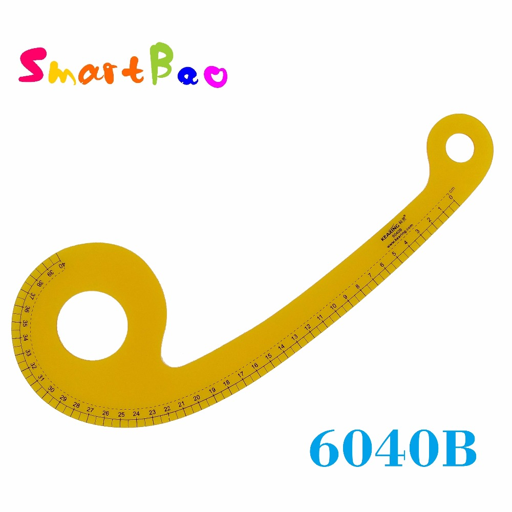 40cm Length French Curve Ruler For Tailoring #6040B ; AliExpress Saver Shipping